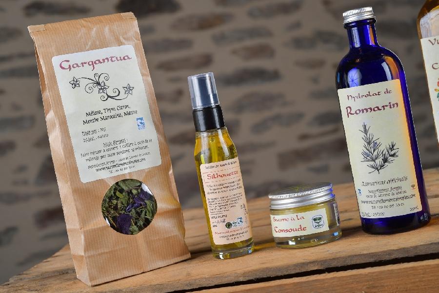 Naturellement Simples - Visite et vente de produits à base de plantes