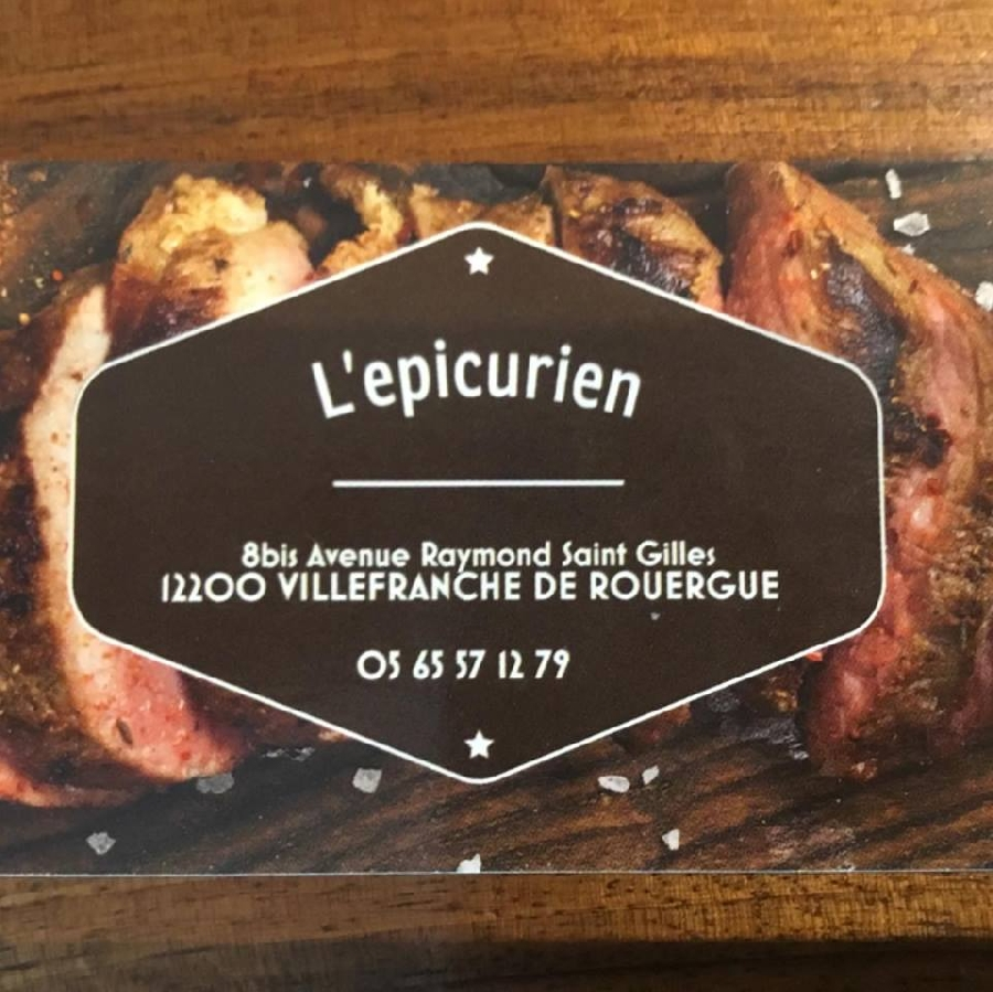 L'Epicurien grill