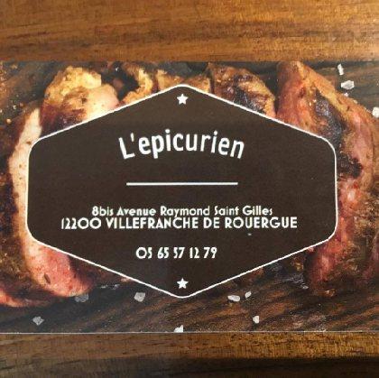 L'Epicurien grill, OT Villefranche-Najac