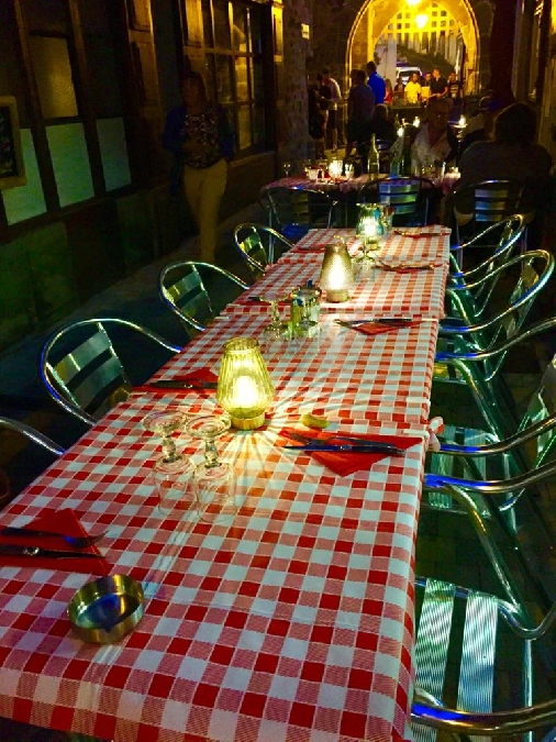 Restaurant Soulage-Castagnier