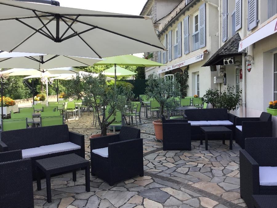 Hôtel Restaurant des Barrages