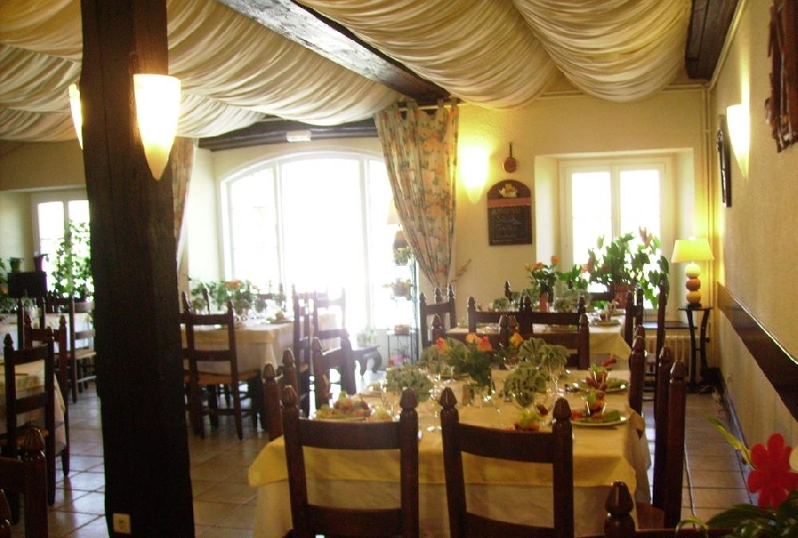 Salle restaurant des Barrages