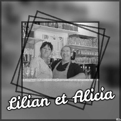 Lilian et Alicia - Chez Lilou, Chez Lilou