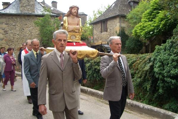 Fête et procession de la Ste Epine