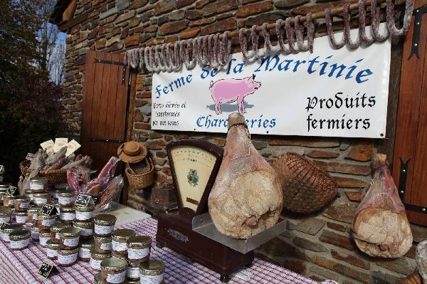 Ferme de la Martinie (charcuterie fermière)