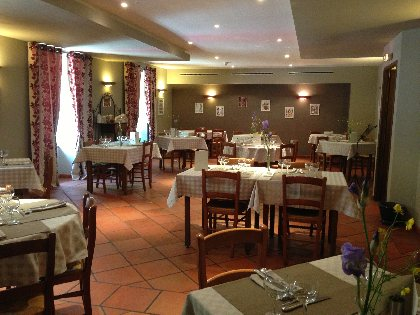 Restaurant Les Raspes