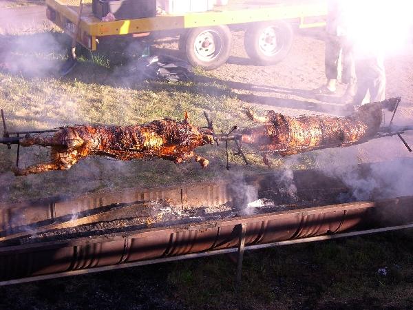 Cochon grillé de Vitrac
