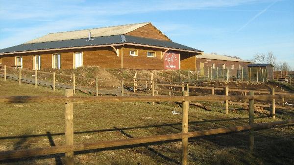 Camping à la ferme Ecole d'attelage de l'Aubrac