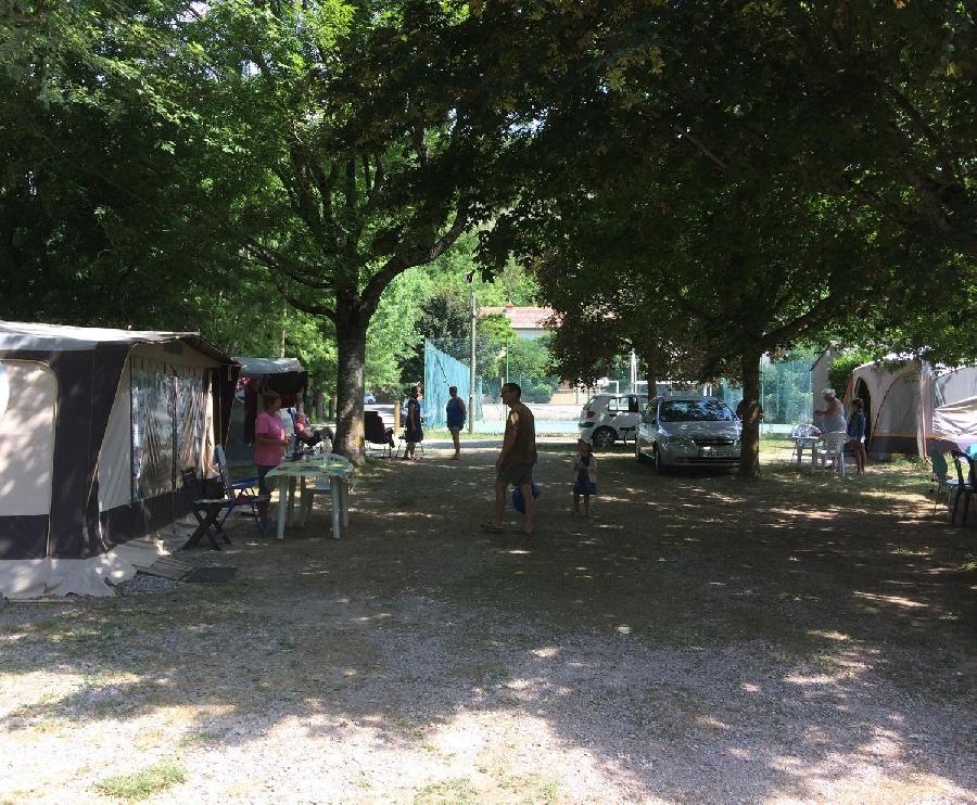 Camping municipal de Fondamente