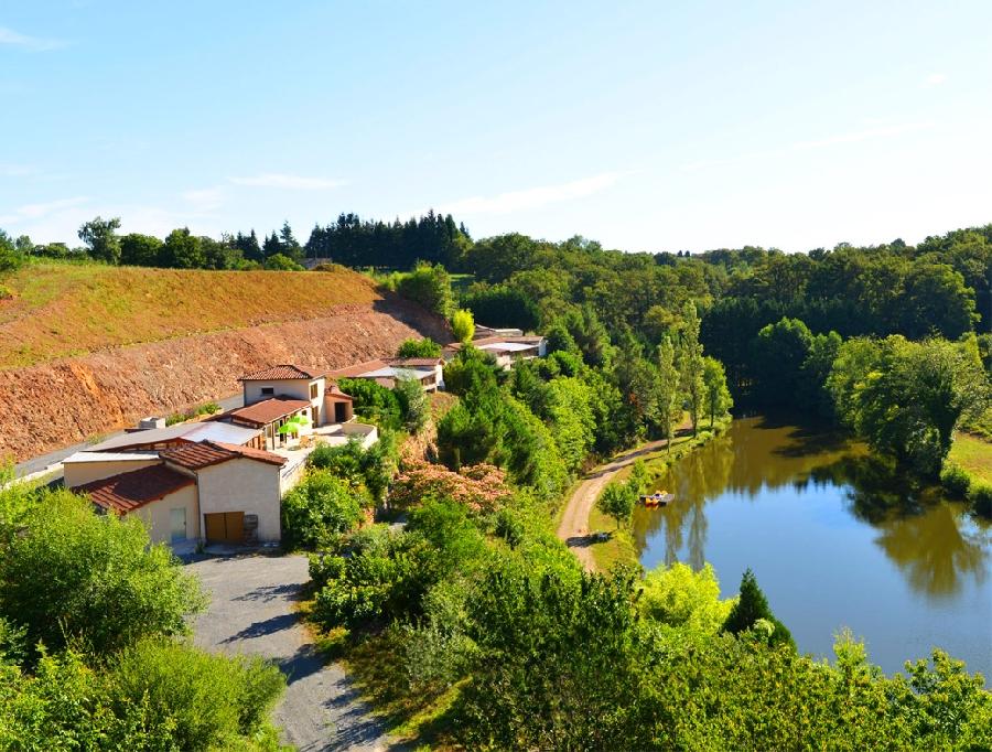 Les résidences de bois Richard - LES BAMBOUS