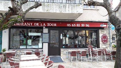 Brasserie de la Tour, Brasserie de la Tour