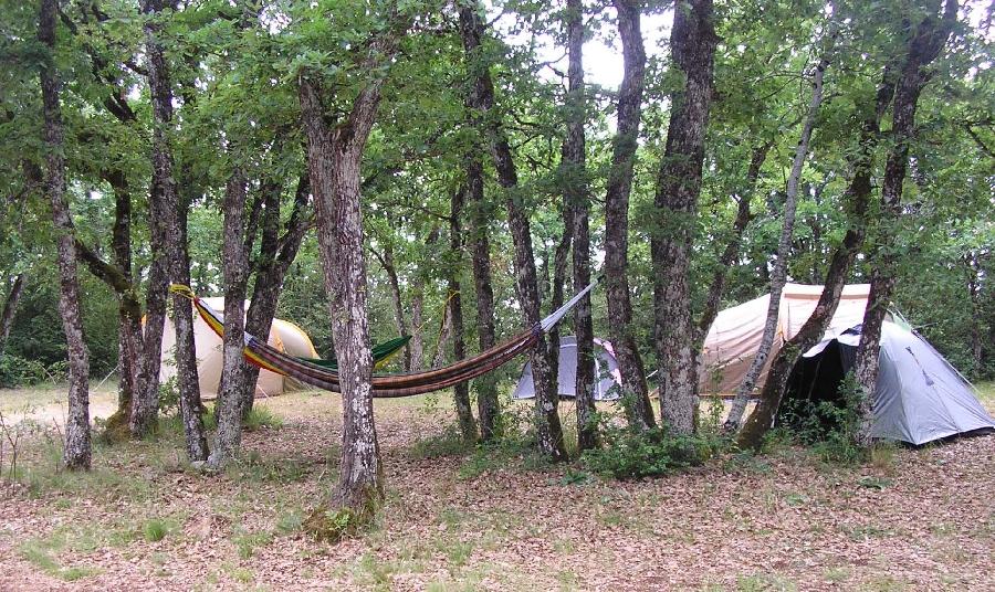 Camping à la ferme de la Blaquière