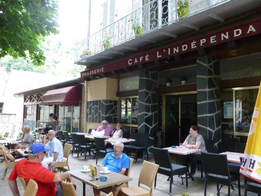Restaurant bar l'Indépendance