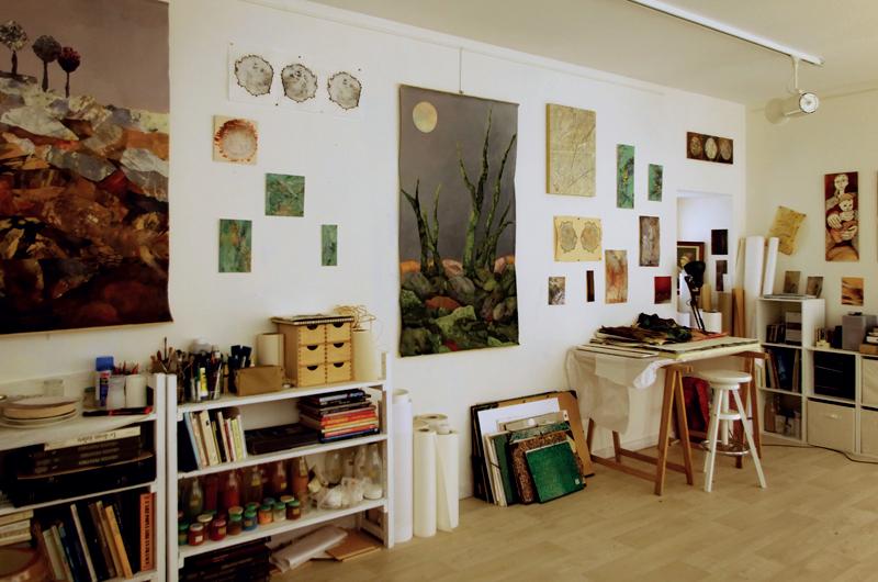 Madeleine Sarrouy - artiste peintre
