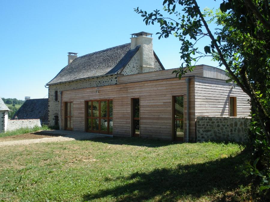 Maison du Bois à Taussac