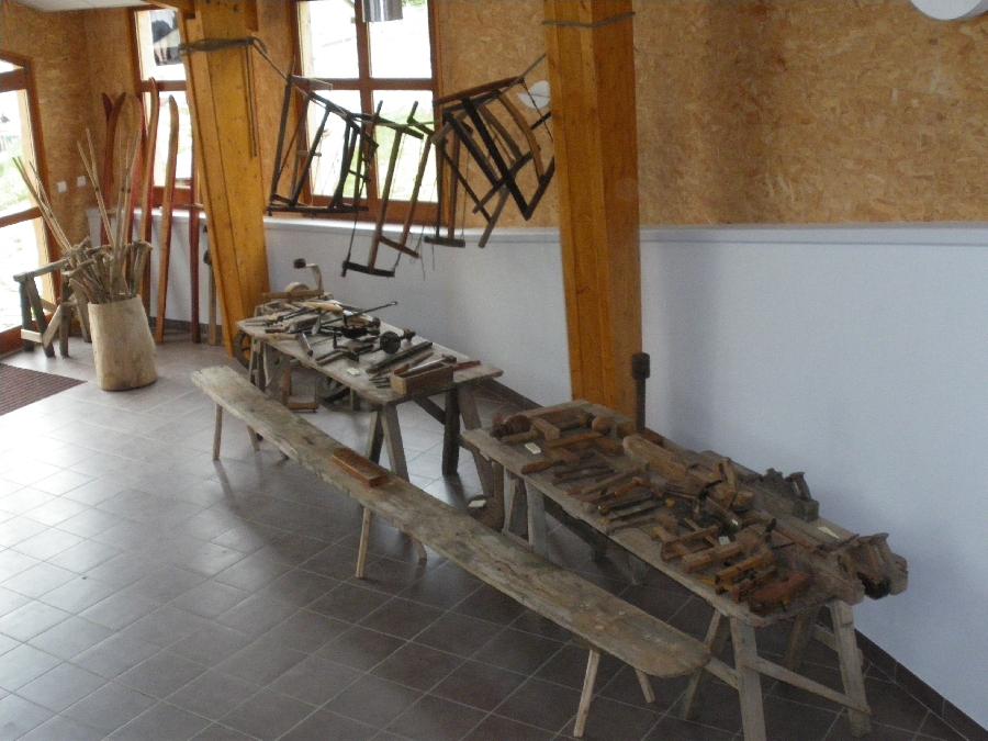 Maison du Bois - Taussac