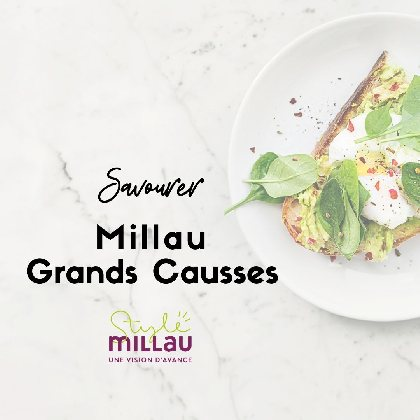 Il Cafetino, OFFICE DE TOURISME DE MILLAU