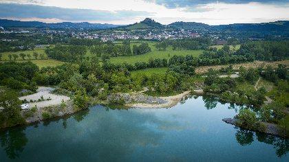 Lac de la Cisba©Florent Deltort Photographe,