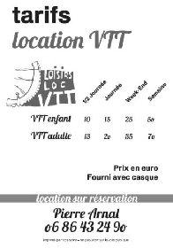 Yelloh! Village La Grange de Monteillac : Location de VTT, Office de Tourisme des Causses à l'Aubrac