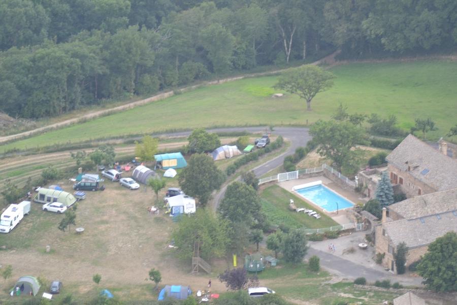 Camping à la ferme le Sahut