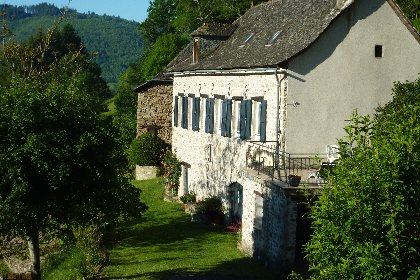 Gîte Ruisseau de la Coste, André Maury