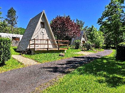 Camping municipal de Brommat