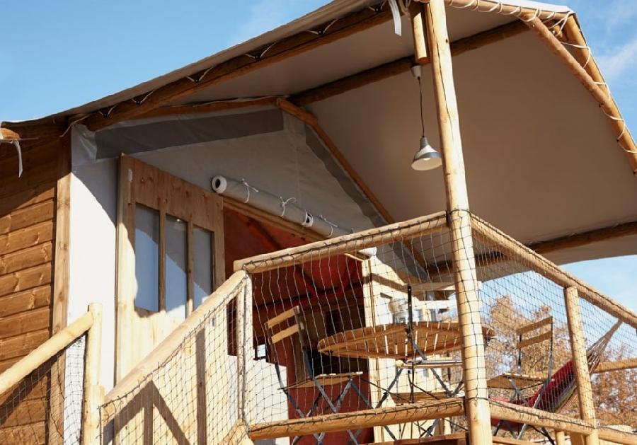 Cabane Lodge Africa