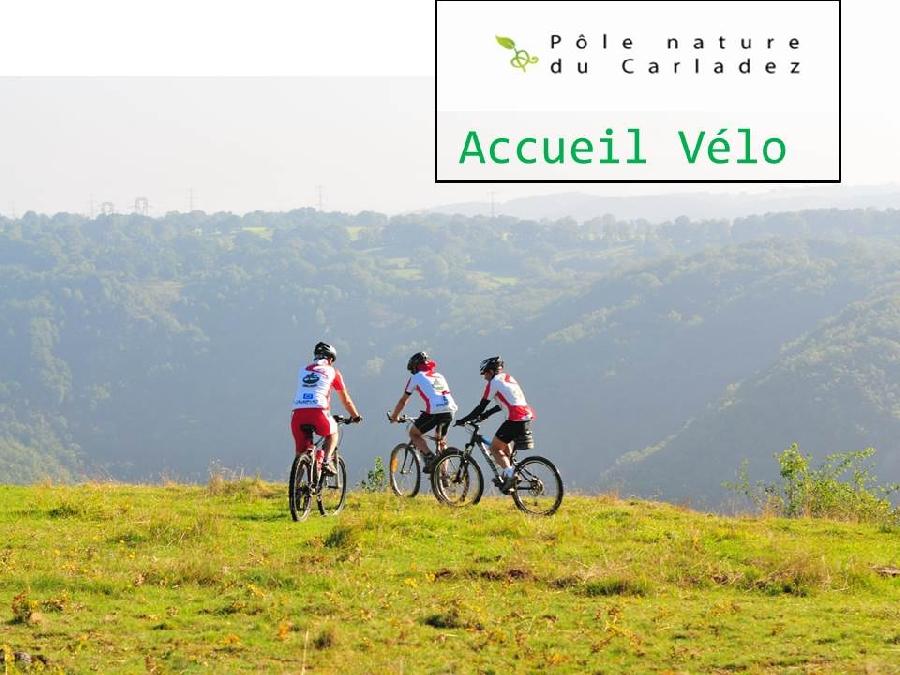 Airotel Camping La Source Hébergement référencé Accueil vélo Pôle Nature Carladez