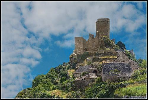 Village et Château de Valon
