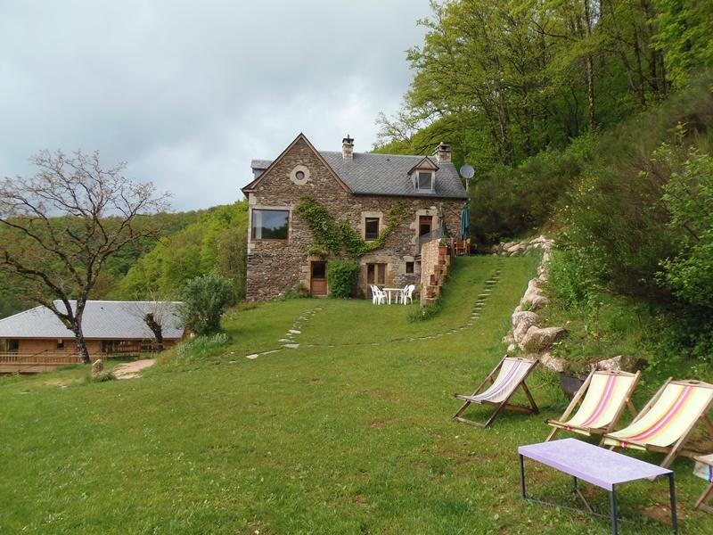Gîtes en Vallée d'Olt - La Maison - INFORMATIONS NON COMMUNIQUEES
