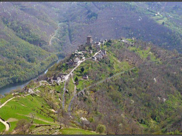 chateau de vallon
