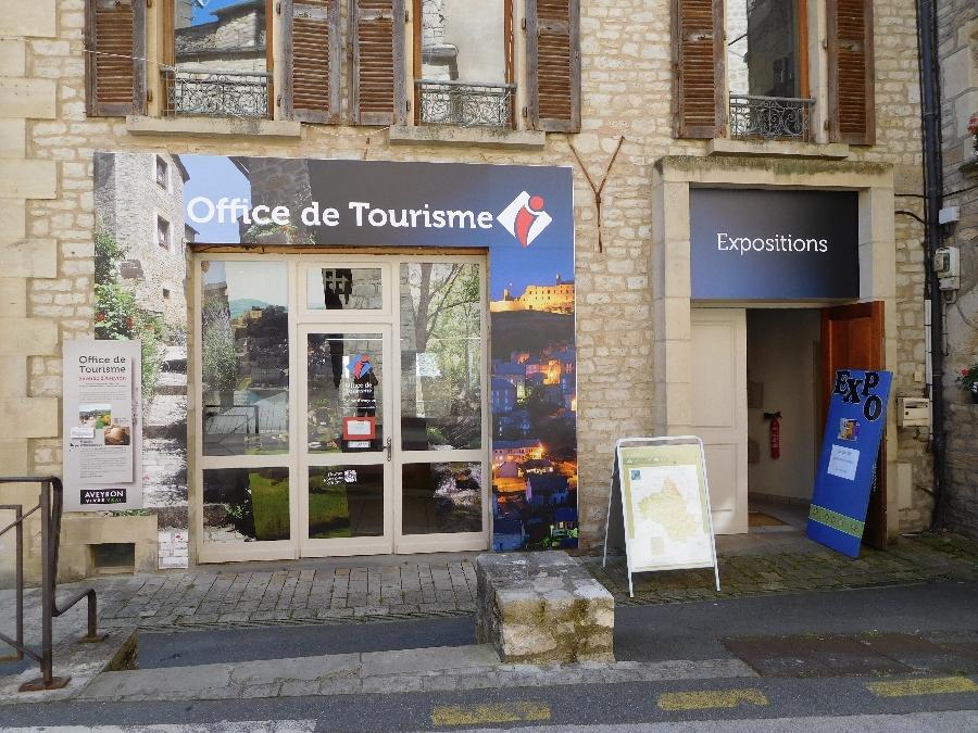 Office de tourisme des Causses à l'Aubrac - Bureau de Sévérac d'Aveyron