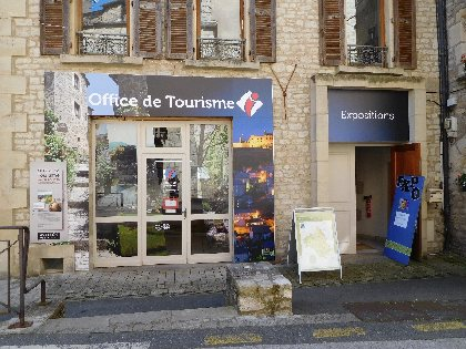 Office de tourisme des Causses à l'Aubrac - Bureau de Sévérac d'Aveyron,