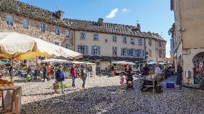 Naucelle, visite du village, OFFICE DE TOURISME PAYS SEGALI