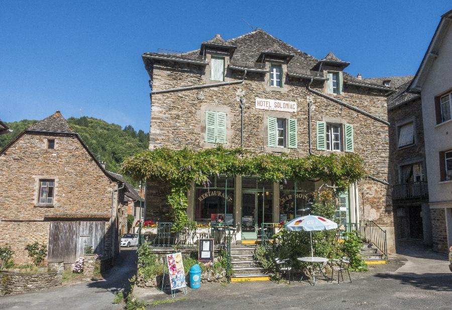 Hôtel Solomiac
