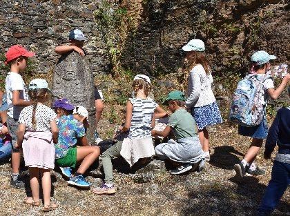 Chasse au trésor, Office de Tourisme Rougier d'Aveyron Sud