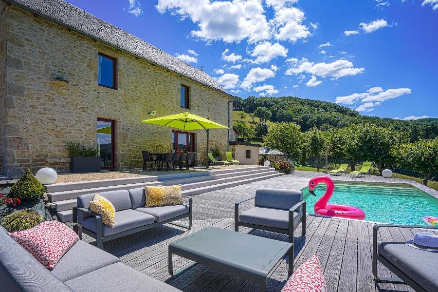 Villa Bellevue d'Aveyron