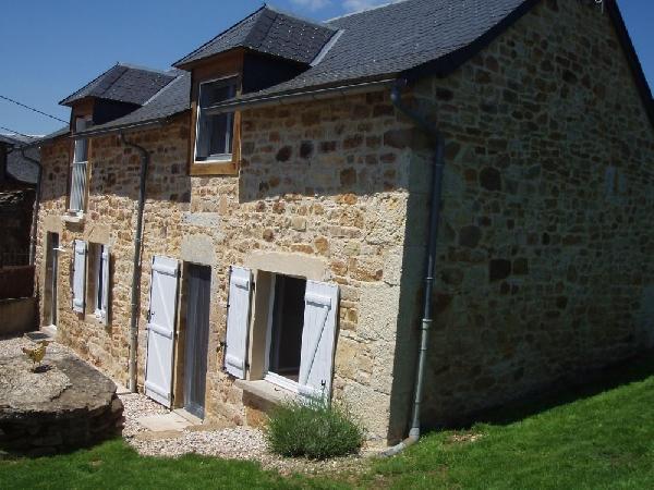 Gîte maison d' Aujols