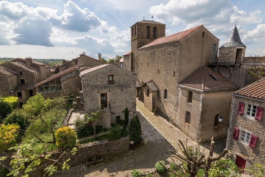 Fort cistercien de St-Jean d'Alcas (groupes)