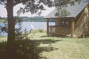 L'anse du Lac - Centre de vacances (groupes), OFFICE DE TOURISME DE PARELOUP LEVEZOU