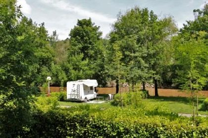 Camping, camping le paisserou