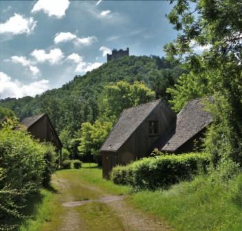 Camping Le Païsserou, village de Chalets du Pontet