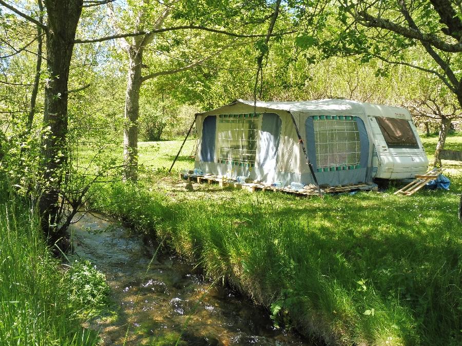 Camping Les Vernèdes