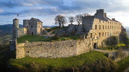 Château de Sévérac, ©Florent Deltort PHOTOGRAPHE