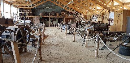 Musée des traditions agricoles du Ségala, OT Pays Ségali ISSALIS Edith