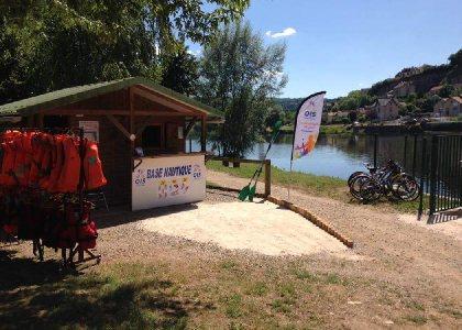 BASE NAUTIQUE ET DE LOISIRS, OFFICE DE TOURISME DE CAPDENAC (BUREAU DE L'OT DU PAYS DE FIGEAC)