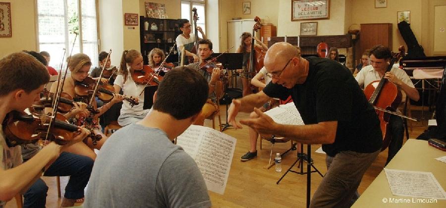 Académie Musique en Vallée d'Olt