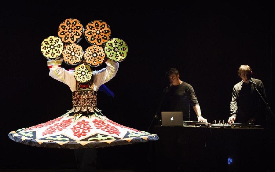 Stage interculturel musique, chant et danse rencontre orient et occident