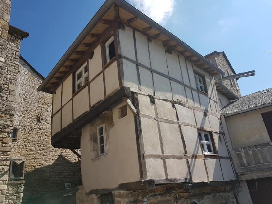 La Maison de Jeanne - L'une des plus anciennes maisons de l'Aveyron