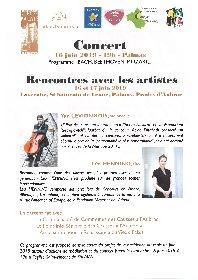 Concert musique classique à Palmas
